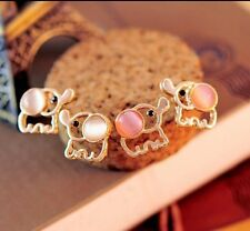 UK SELLER NEW WOMENS LADIES ELEPHANT EARSTUD EARRINGS JEWELRY PARTY