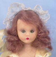 A Shower Girl For April Nancy Ann Storybook Doll #190 Plastic Vintage Month