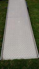 Rampe Rollstuhlrampe 3 Meter teilbar Stufenrampe
