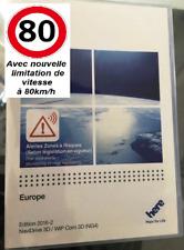 Mise à jour Carte Europe 2016-2 NG4 Citroën Navidrive 3D / Peugeot Wip Com 3D