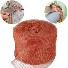 Mesh Pure Copper Mesh Roll for Pest Control Mouse Rodent Bat Scrubber Mystic