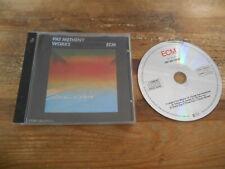 CD Jazz Pat Metheny - Works (7 Song) ECM RECORDS jc