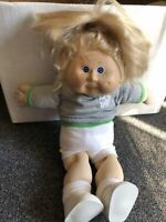 Vintage 1985 cabbage patch kids CPK Doll Xavier Roberts