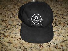 Garth Brooks World Tour Concert 1993 Country Black Baseball Cap Adjustable Hat