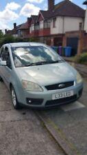 Ford focus c max 2.0l diesel zetec. Spares or repair