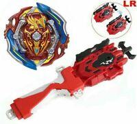 Beyblade Burst Set GT B-150 Booster Union Achilles Cn.Xtend + Grip Launcher Gift