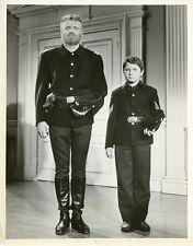 KEVIN CORCORAN BRIAN KEITH PORTRAIT JOHNNY SHILOH ORIGINAL 1966 NBC TV PHOTO