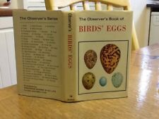 Observers Book Of Birds Eggs 1975 -