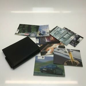 Bmw 3 series E46 M3 Cabriolet owners manuals handbook with wallet set #4