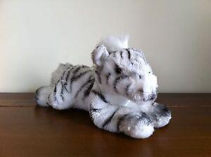 RUSS Berrie Yomiko Classics Zebra Soft Plush Toy Small Called Halalah-Lying