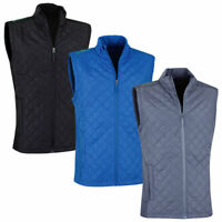 Stuburt Mens Endurance Sport Full Zip Padded Golf Gilet Vest 44% OFF RRP