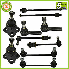 10pc Complete Front & Rear Suspension Kit for Infiniti QX4 Nissan Pathfinder
