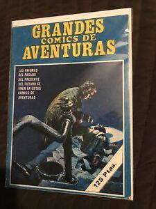 Grandes Comics De Aventuras #4