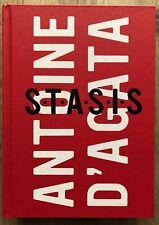 Antoine D'Agata - S.T.A.S.I.S. - signé