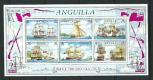 Anguilla 1976, Bicentenary of The Battle of Anguilla sgMS261 MNH *