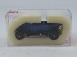 Rio Diecast 03 Torpedo Sport 1918 Fiat Mod 501 Blue 1 43 Scale Boxed
