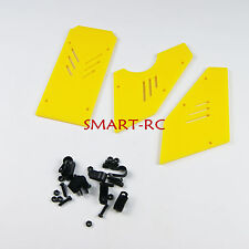 Yellow HD Windshield Window fits HPI Baja 5B SS Rovan KingMotor Smart