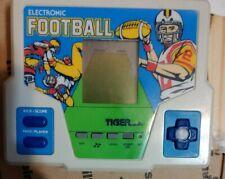 New ListingVintage 1987 Tiger Electronics Football Handheld Electronic Game. Tested/works.