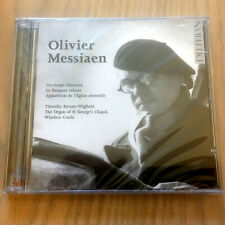 Olivier Messiaen – Les Corps Glorieux etc. (CD 2005) NEW & SEALED