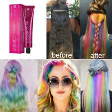 Mermaid Hair Coloring Shampoo Mild Safe Hair Dyeing Shampoo For All Hairs