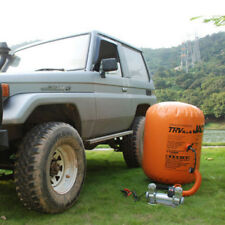 4T Ton Exhaust Inflatable Air Jack Bag Gas Jack 4x4 Lifting Air Jack SUV Set US