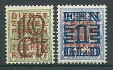 1923TG Nederland Opruimingsuitgifte NR.132-133 ongebruikt/MH mooie serie!