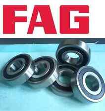 1 Stk. FAG Rillenkugellager / Kugellager 6302 2RSR/C3 -  2RS C3  15x42x13 mm