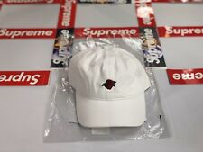 OBEY Rose Hat | Dad Hat / 6 Panel | Strapback | White | New with Tags