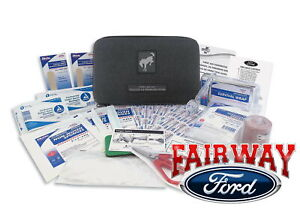 2021 Bronco Sport OEM Ford Compact First Aid Safety Kit with Bronco Logo