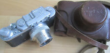 OLD Russian Camera Zorki RIGID!!! lens Leica Copy RARE!!! 1950s