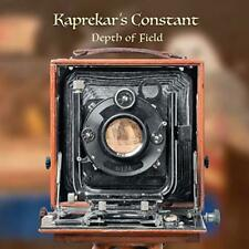 Kaprekar's Constant - Depth Of Field (NEW CD)