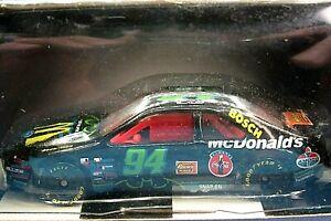 HOT WHEELS VHTF 1995 NASCAR SERIES MCDONALDS BILL ELLIOTT FORD THUNDERBAT