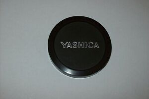 YASHICA 54MM PUSH ON LENS CAP FOR 52MM FILTER LENS THREAD MADE IN JAPAN