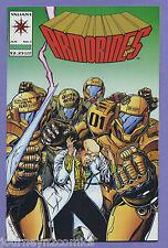 Armorines #1 1994 Jorge Gonzalez Jim Calafiore Valiant Comics