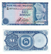Malaysia $1 P#13b (1981) Bank Negara Malaysia XF