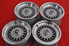 """BBS RS RS022 RS061 16""""  BMW 5x120 16x8J+20 9J+24 3 piece rim wheels E30 M3"""