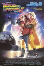 BACK TO THE FUTURE 2   ORIGINAL  FULL SIZE MOVIE POSTER