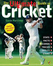 The Ultimate Guide To Cricket  BOOK NEW