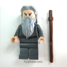 NEW LEGO Lord of the Rings LOTR 79005 Wizard Gandalf the Grey Minifigure w/Staff