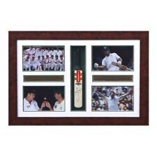 Ashes 2011 – Signed Bat & photo Presentation