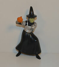 """RARE FOREIGN 2010 Wicked Witch 4.5"""" Action Figure McDonald's Shrek 4"""