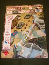 MINIATURE WARGAMES - AIR BATTLES - MAY 1995 # 144