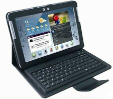 Bluetooth Keyboard w/Case For Samsung Galaxy Tab 2 10.1 P5100 P5110 P5113 P7510