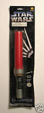 "Star Wars SITH LIGHTSABRE Battery Op 36""  MOC 1995"