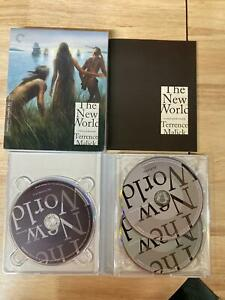 The New World (DVD, 2005) Criterion Collection