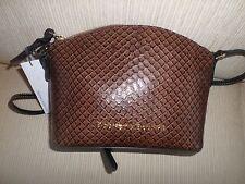 Dooney Bourke Ruby Taupe Brown Black Crossbody Handbag NWT