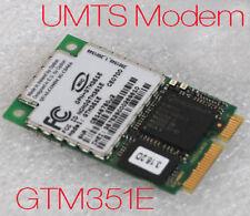 UMTS GPS MODEM KABELLOS NETWORK GTM351 FOR PANASONIC CF 18 CF 18 NEWWARE OVP MM