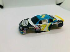 HO slot car body NASCAR CUSTOM PAINTED KLAUSSNER FURNITURE #7