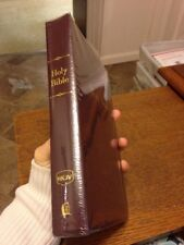 NEW! Nkjv Holy Bible Personal Size Giant Print Reference: By Thomas Nelson