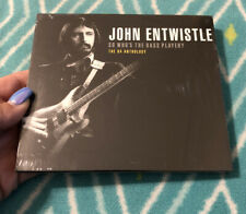So Who's the Bass Player: The Ox Anthology * by John Entwistle (CD, Mar-2005, Sanctuary (USA))